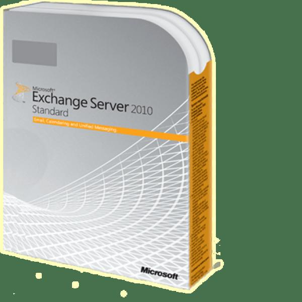 Exchange Server 2010 Standard Edition Product Key