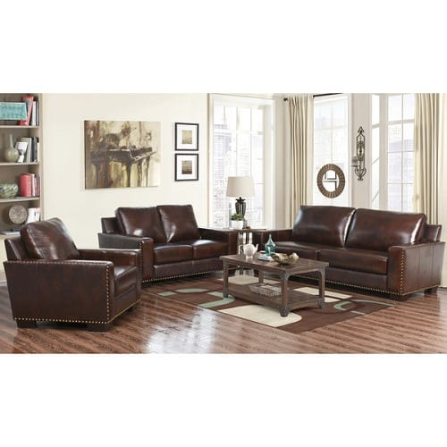 Exclusive 7 Seater Leather Sofa