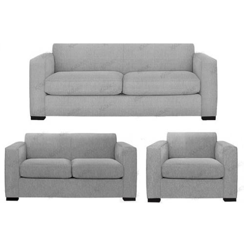 Exclusive 7 Seater Sofa Set - Grey