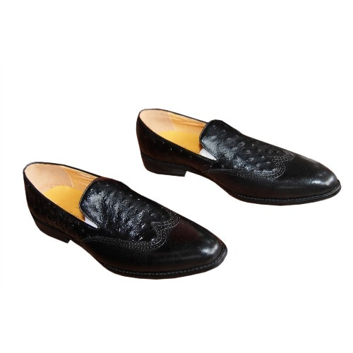 /E/x/Exotic-Men-Dotted-Patterned-Loafers-7582829.jpg