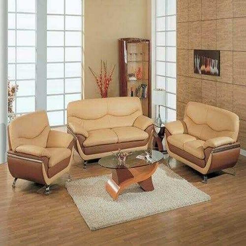 Exquisite 7 Seater Leather sofa set