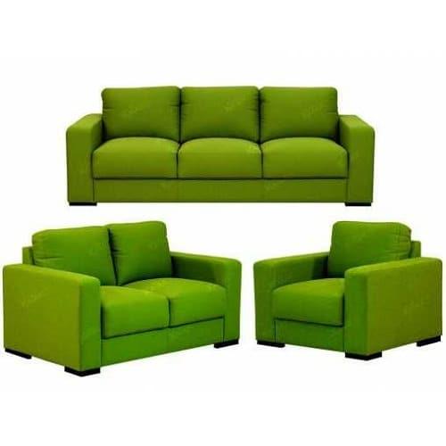 Exquisite 7 Seater Sofa Set - Green
