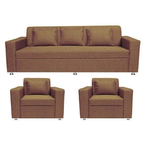 Pleasant Exquisite Sofa Set 5 Seater Brown Unemploymentrelief Wooden Chair Designs For Living Room Unemploymentrelieforg
