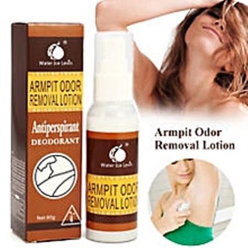 Unisex Water Ice Levin Body Odor Underarm Removal