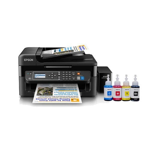 L565 Wi-fi All-in-one Colour Ink Tank Printer