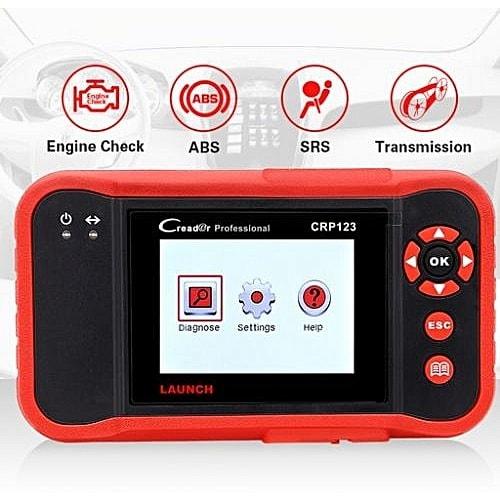 Launch Creader Crp123 Auto Car Diagnostic Scanner