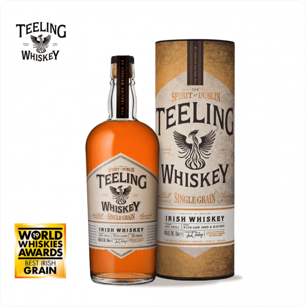 Teeling Whiskey - Single Grain.