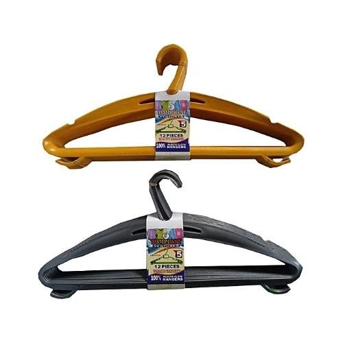 efe60bd608c Cloth Hanger - Double Set Of 24