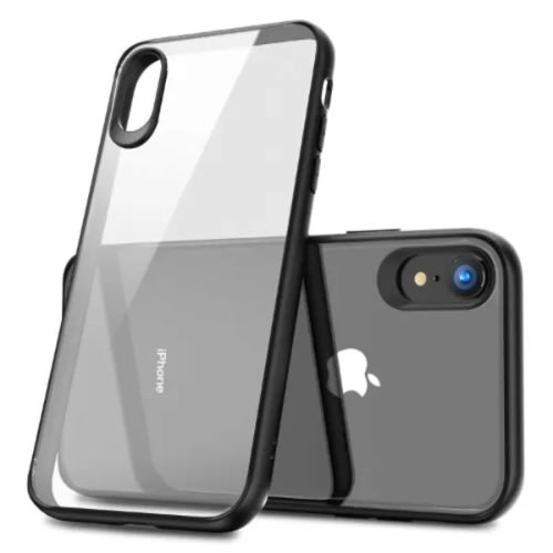 iphone xr case tempered glass screen protector