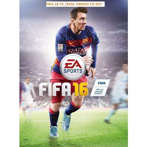 FIFA 16 PC/ Mac Origin CD Key