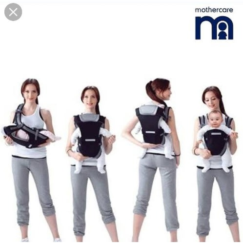 c3c0999376e 4 Way Position Baby Carrier