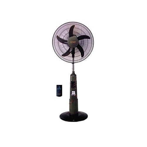 "Rechargeable Fan 16"" With Remote"