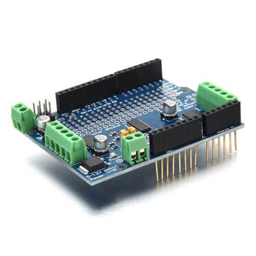 Arduino Motor Shield v2