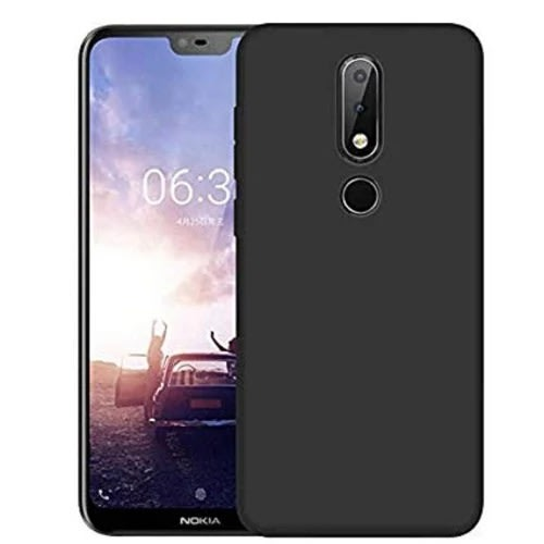 buy online b28e5 62199 Protective Back Case For Nokia 5.1 Plus - X5