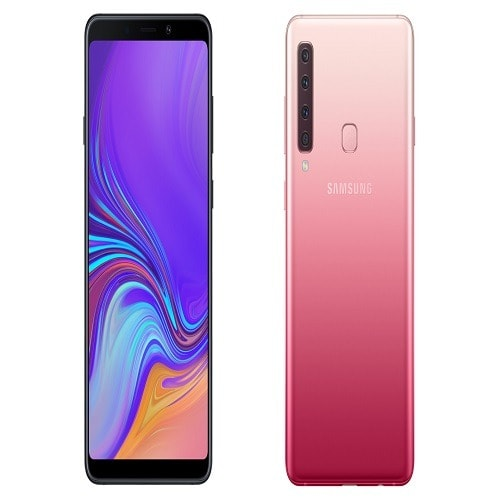 Galaxy A9 - Pink Plus 2 Years Official Warranty