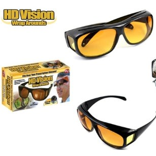 a83907e0dd8f HD Vision Wraparound Day & Night for Driving - Yellow | Konga Online ...