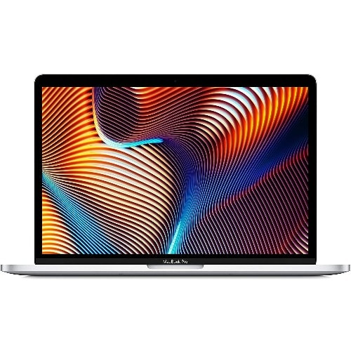 "Macbook Pro 13"" - Touch Bar And Id - 2.4ghz - 256gb Ssd - 8gb Ram - Core I5 - Model 2019 - Silver"