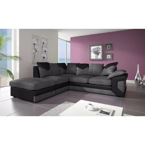 B&C Contemporary Sectional Sofa