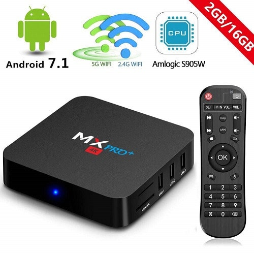 Android 7 0 Internet TV Box