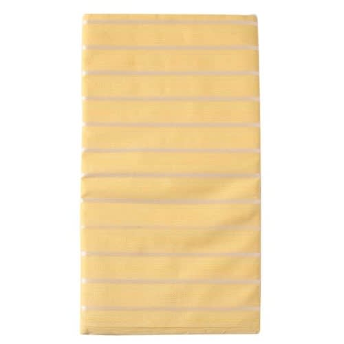 Atiku Cotton Fabric - Yellow - 5 Yards