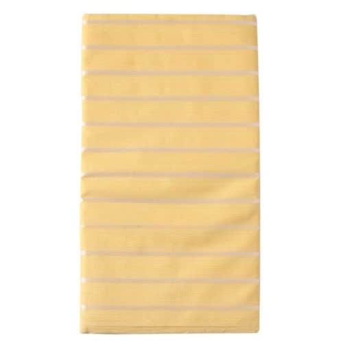 Atiku Cotton Fabric - Yellow - 5 Yards
