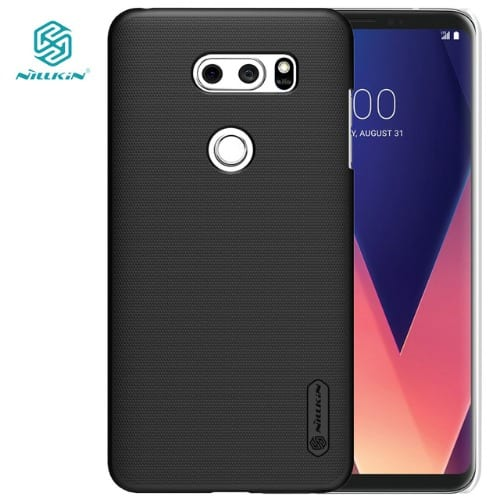 reputable site c531f 2a8bb Lg V20 Nillkin Protective Back Case