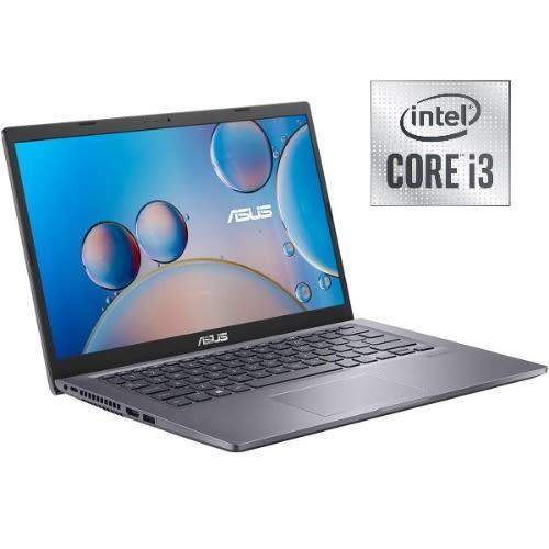"""X415JA-BV191T  14"""" HD Intel® Core™ I3-1005G1 8GB RAM 1TB HDD Win10 - Transparent Silver."""
