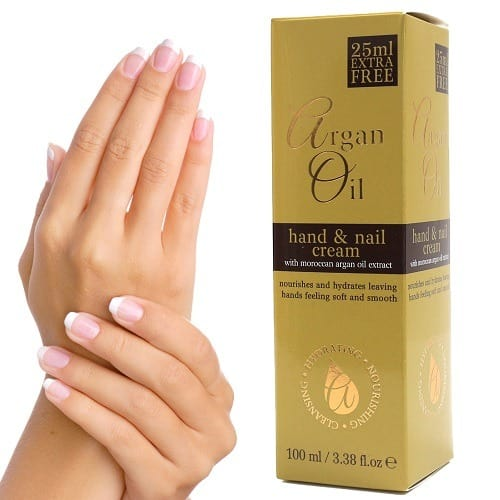 Oil Hand And Nail Cream - 100ml.