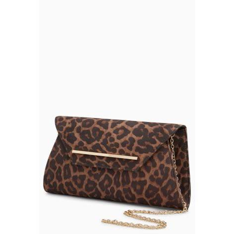 c82d3e5605d0 Next Animal Print Envelope Clutch | Konga Online Shopping
