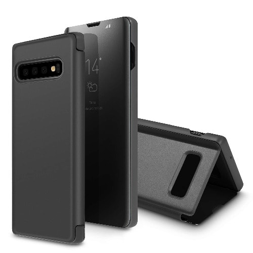 competitive price 24055 cf59b Flip Smart View Case For Samsung Galaxy S10