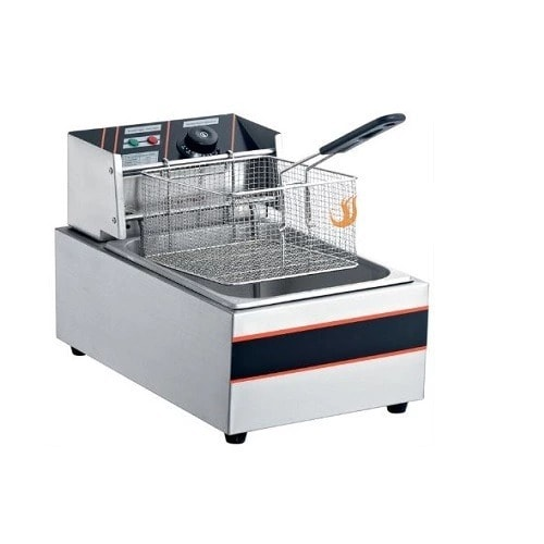 Electric Industrial Deep Fryer - 4.5L