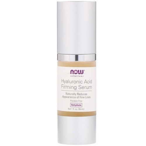 Now Solutions Hyaluronic Acid Firming Serum, 1 Fl Oz (30 Ml)