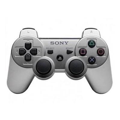 Ps3 Dualshock 3 Controller - Silver