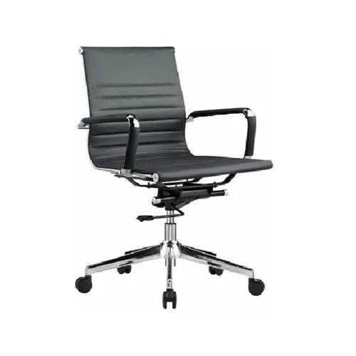 Modern Leather Office Executive Chair Metal Frame Konga Online
