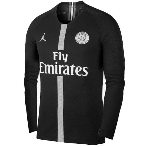 2197bb32f Nike Paris Saint Germain Ucl Home Shirt 2018 2019 - Long Sleeve ...