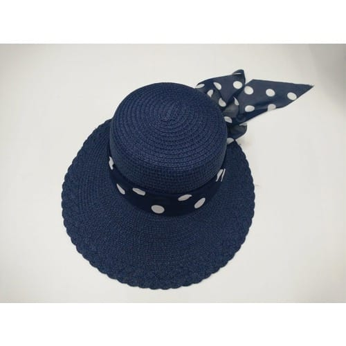 bfd5d2c37f5e7 Fashion Fantabulous New Design Ladies Hat - Navy Blue
