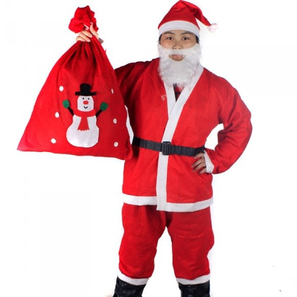 Clothes Shelf Father Christmas Outfit - Clothes Shelf Father Christmas Outfit Konga Online Shopping