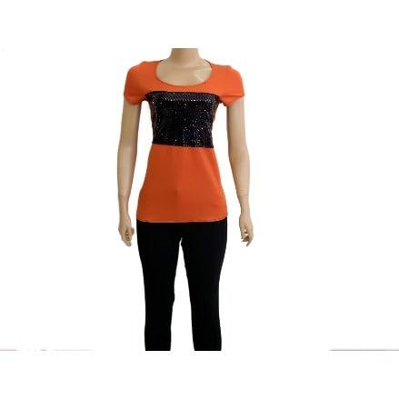 /F/e/Female-Cotton-Blend-Short-Sleeve-Top---Orange-Black-7902916.jpg