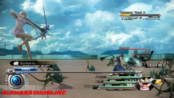 Final Fantasy XIII 2 - PC Game