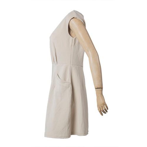 /F/i/Fitted-V-neck-Mini-Gown---Beige-6099088_1.jpg