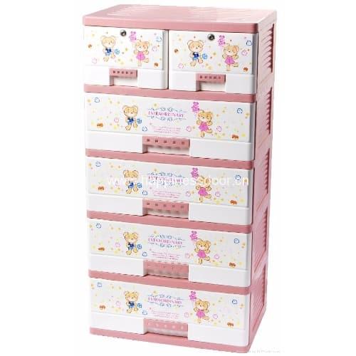 /F/i/Five-Large-Plastic-Storage-Baby-Wardrobe---Pink-4948529_5.jpg