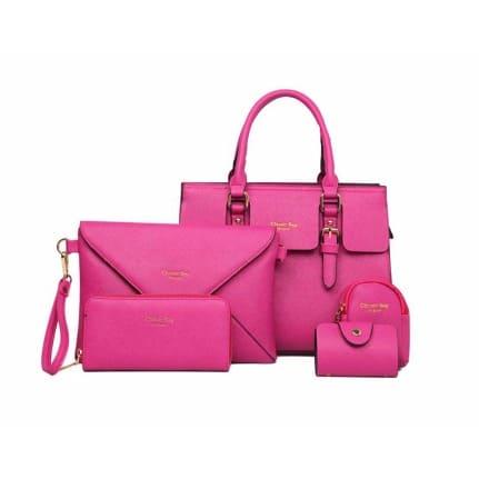 /F/i/Five-Pieces-Handbags-Set---Pink-6755544_14.jpg