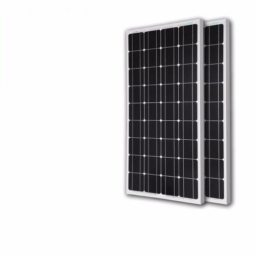 Flames 2 X 24v/300 Watts Monocrystalline Solar Panels - 600 Watts