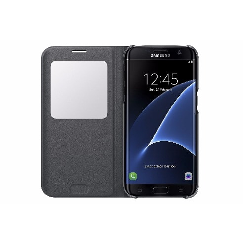 competitive price 89cd1 0c944 Flip Case For Samsung Galaxy S7 Edge