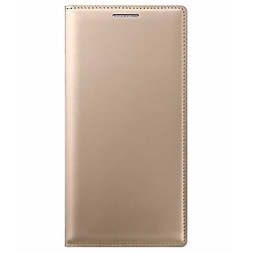 finest selection 48c02 60d1b Flip Cover For Samsung Galaxy J7 Pro - Gold