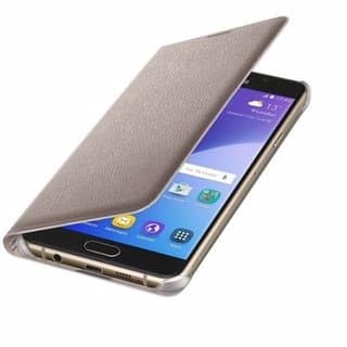 cheap for discount c4986 b3993 Flip Wallet Case for Samsung Galaxy J7 - Gold