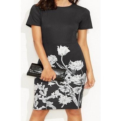/F/l/Floral-Short-Sleeve-Sheath-Dress-7253165.jpg