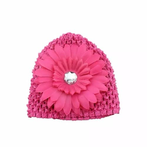 Kids fashion flower baby cap pink konga online shopping jpg 500x500 Baby  caps 0deb42ae6a29