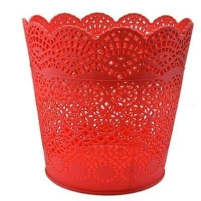 /F/l/Flower-Shaped-Dustbin---Red-7867149.jpg