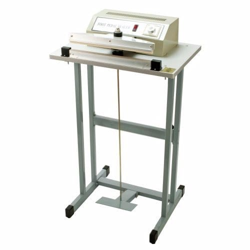 Foot Pedal Sealing Machine - 20 Inch